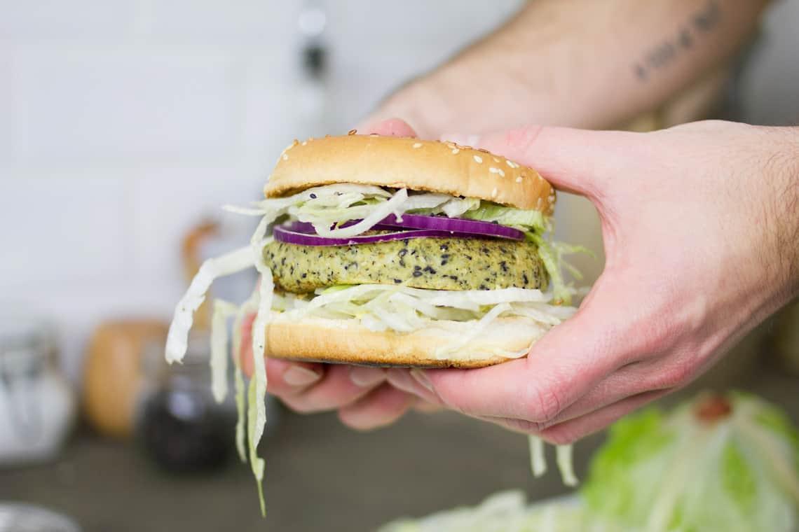 Ricetta Burger di broccoli