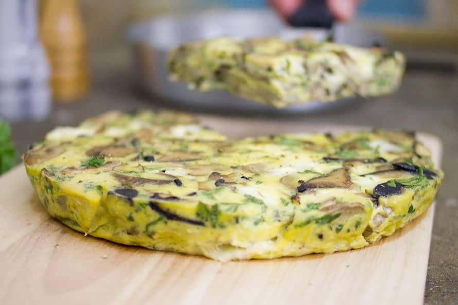 frittata-funghi-mozzarella-10