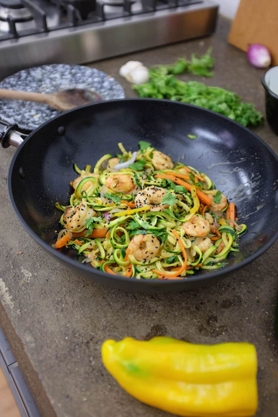 wok-spaghetti-zucchine-gamberi-13