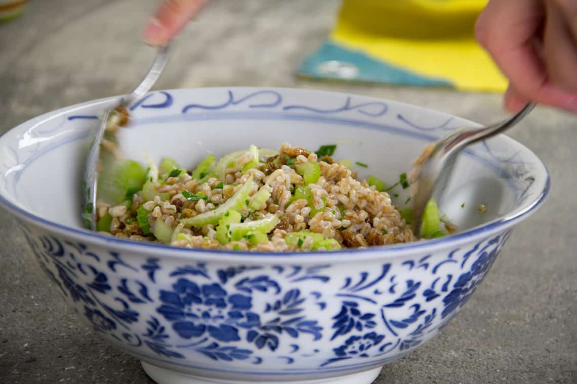 Insalate sette ricette per farti innamorare for Cucinare cetrioli